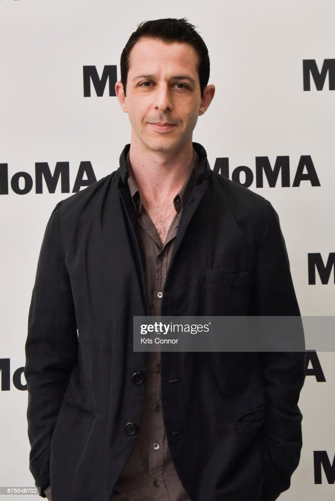 Actor Jeremy Strong attends the MoMA's Contenders Screening of 'Molly's Game' at MOMA on November 17, 2017 in New York City.
