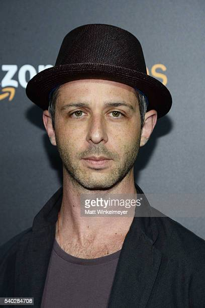 Actor Jeremy Strong attends the premiere of Amazon's The Neon Demon at ArcLight Cinemas Cinerama Dome on June 14 2016 in Hollywood California