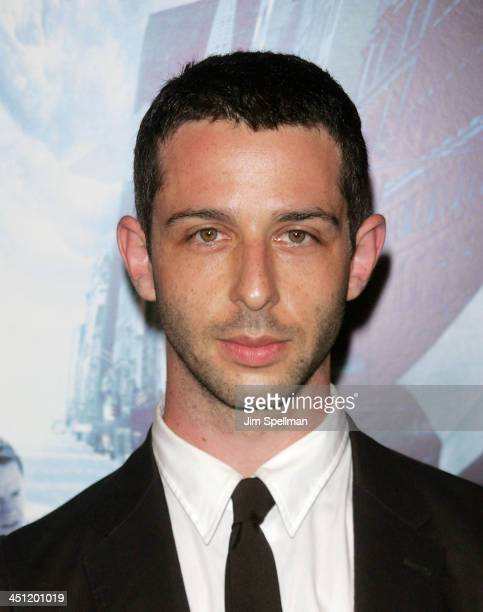 Actor Jeremy Strong attends the premiere of The Happening on June 10, 2008 at the Ziegfeld Theatre in New York City.