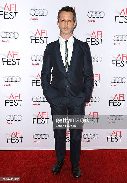 Actor Jeremy Strong attends the premire of The Big Short at the 2015 AFI Fest at TCL Chinese 6 Theatres on November 12 2015 in Hollywood California
