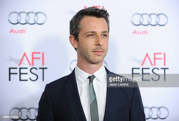 """Actor Jeremy Strong attends the premire of """"The Big Short"""" at the 2015 AFI Fest at TCL Chinese 6 Theatres on November 12, 2015 in Hollywood,..."""