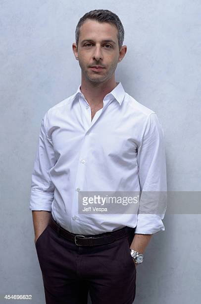 Actor Jeremy Strong of The Judge poses for a portrait during the 2014 Toronto International Film Festival on September 5 2014 in Toronto Ontario