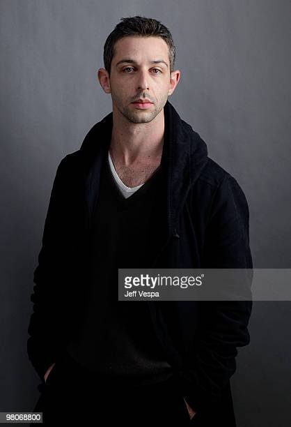 Actor Jeremy Strong poses for a portrait during the 2010 Sundance Film Festival held at the WireImage Portrait Studio at The Lift on January 27, 2010...