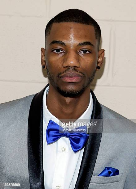 Actor Jermaine Crawford attends the 2013 HOPE Inaugural Youth Ball at the Howard Theatre on January 20 2013 in Washington DC