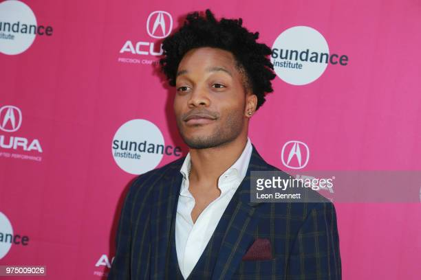 Actor Jermaine Fowler attends Sundance Institute At Sundown at The Theatre at Ace Hotel on June 14, 2018 in Los Angeles, California.