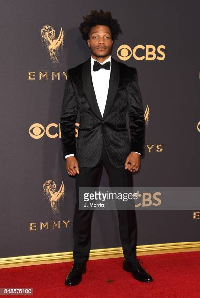 Actor Jermaine Fowler attends the 69th Annual Primetime Emmy Awards at Microsoft Theater on September 17, 2017 in Los Angeles, California.