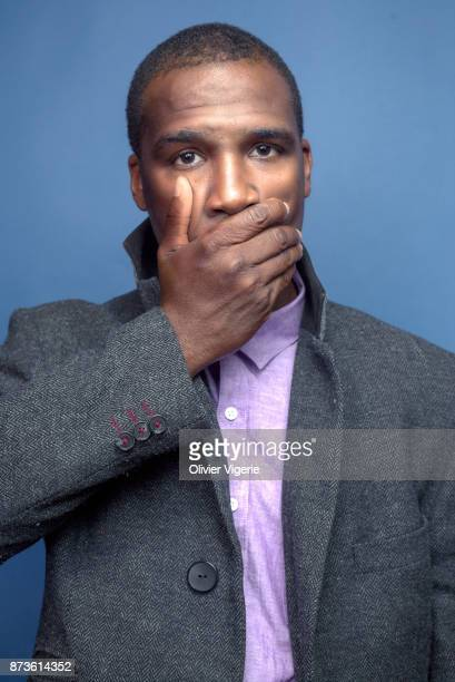 Actor Jerod Haynes is photographed for Self Assignment on September 2 2017 in Deauville France