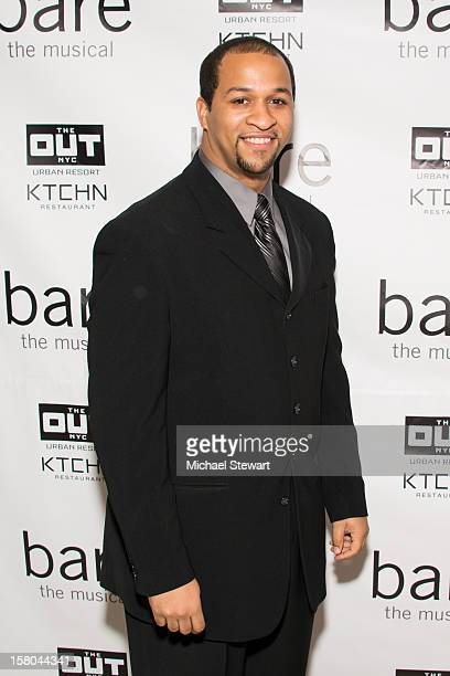 Actor Jerold E Solomon attends BARE The Musical Opening Night After Party at Out Hotel on December 9 2012 in New York City
