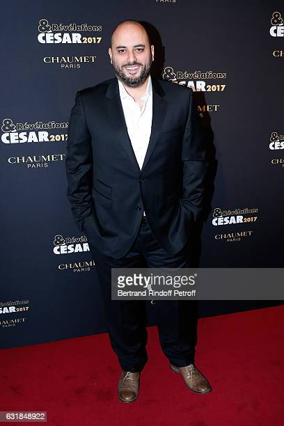 Actor Jerome Commandeur attends the 'Cesar Revelations 2017' Photocall and Cocktail at Chaumet on January 16 2017 in Paris France