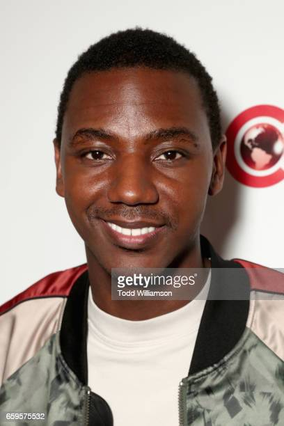 Actor Jerrod Carmichael at CinemaCon 2017 Paramount Pictures Presentation Highlighting Its Summer of 2017 and Beyond at The Colosseum at Caesars...