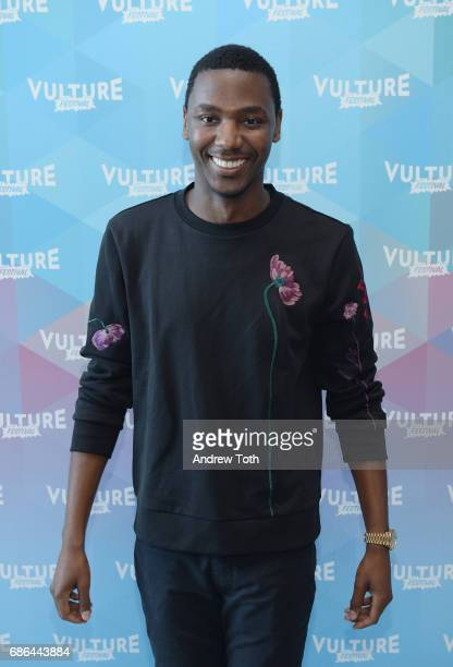 Actor Jerrod Carmichael attends the Vulture Festival at The Standard High Line on May 21 2017 in New York City