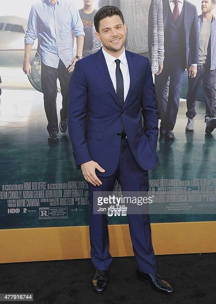 """Actor Jerry Ferrara arrives at the Los Angeles Premiere """"Entourage"""" at Regency Village Theatre on June 1, 2015 in Westwood, California."""
