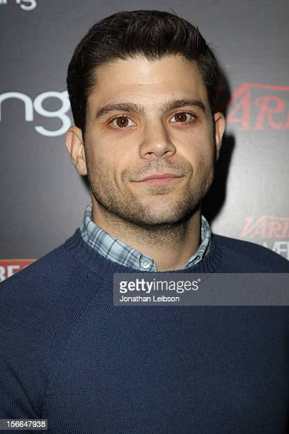 Actor Jerry Ferrara arrives at Variety's 3rd annual Power of Comedy event presented by Bing benefiting the Noreen Fraser Foundation held at Avalon on...