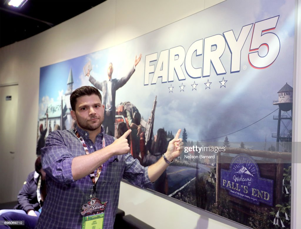 Actor Jerry Ferrara attends E3 2017 at Los Angeles Convention Center on June 14, 2017 in Los Angeles, California.