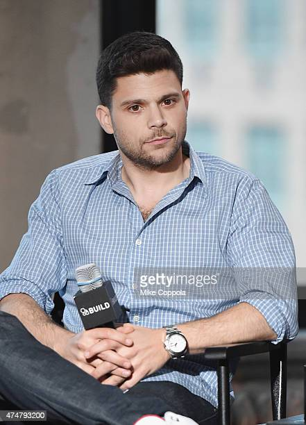 Actor Jerry Ferrara attends the AOL BUILD Speaker Series The Cast Of Film Entourage at AOL Studios In New York on May 26 2015 in New York City