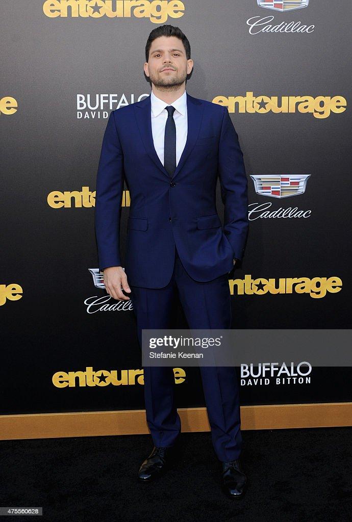 """Buffalo David Bitton Celebrates The Highly Anticipated Premiere Of """"Entourage"""""""