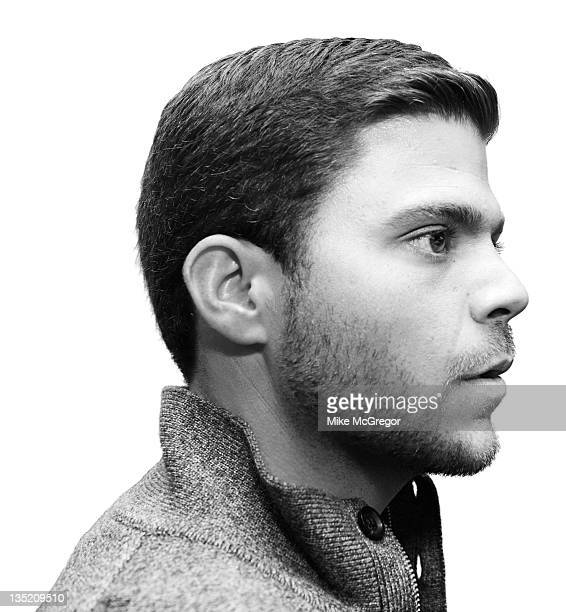 Actor Jerry Ferrara is photographed for Self Assignment on September 11 2011 in New York City