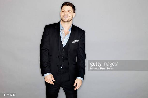 Actor Jerry Ferrara is photographed for Spec on August 29 2013 in New York City