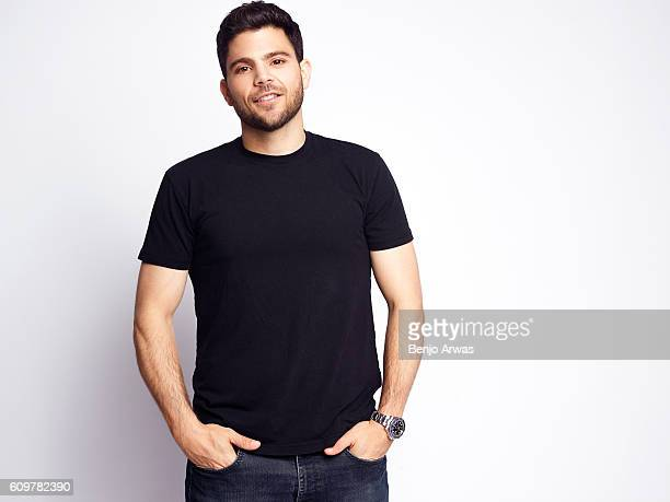 Actor Jerry Ferrara is photographed for USA Today on August 9 2016 in Los Angeles California