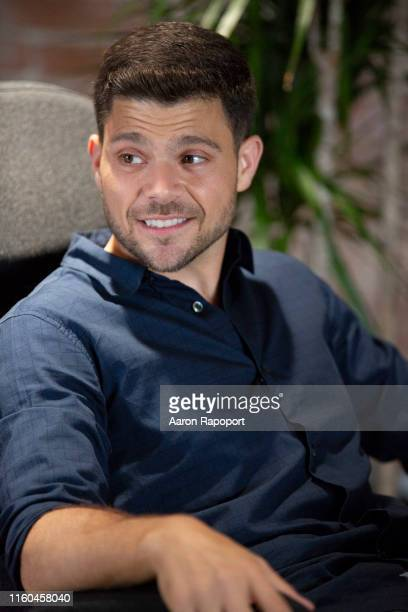 Actor Jerry Ferrara poses for a portrait in Los Angeles, California.