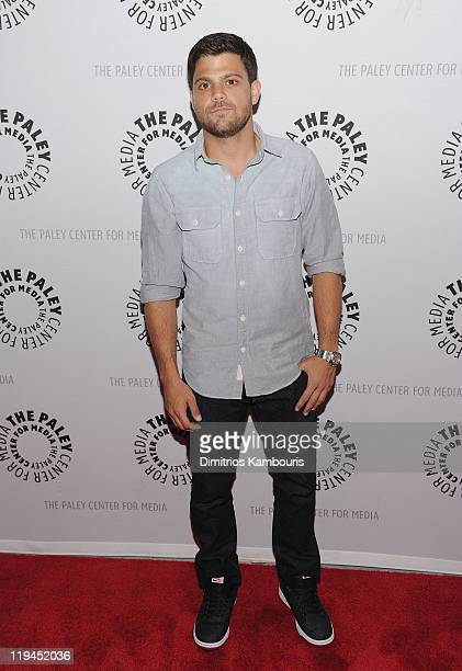 Actor Jerry Ferrera ttends An Evening with Entourage at The Paley Center for Media on July 20 2011 in New York City