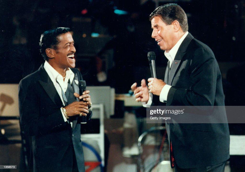 Jerry Lewis MDA Telethon : News Photo