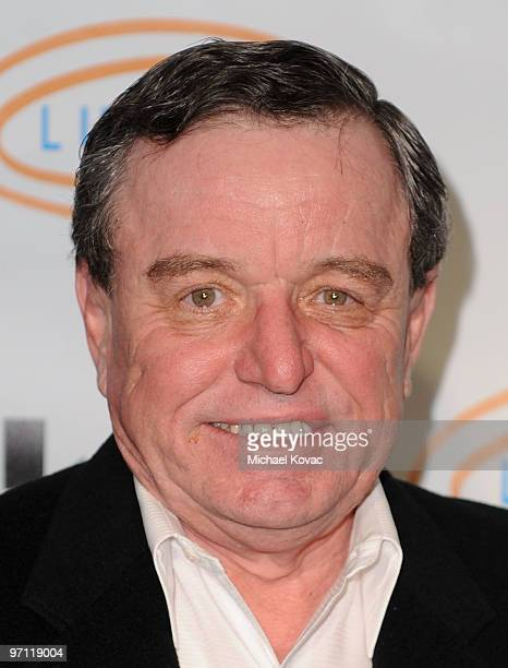 Actor Jerry Mathers arrives at the Get Lucky For Lupus Fundraiser at Andaz Hotel on February 25 2010 in West Hollywood California