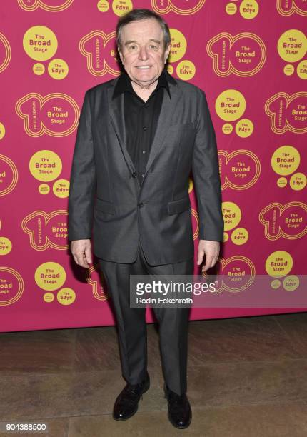 Actor Jerry Mathers attends 'Small Mouth Sounds' opening night at The Eli and Edythe Broad Stage on January 12 2018 in Santa Monica California