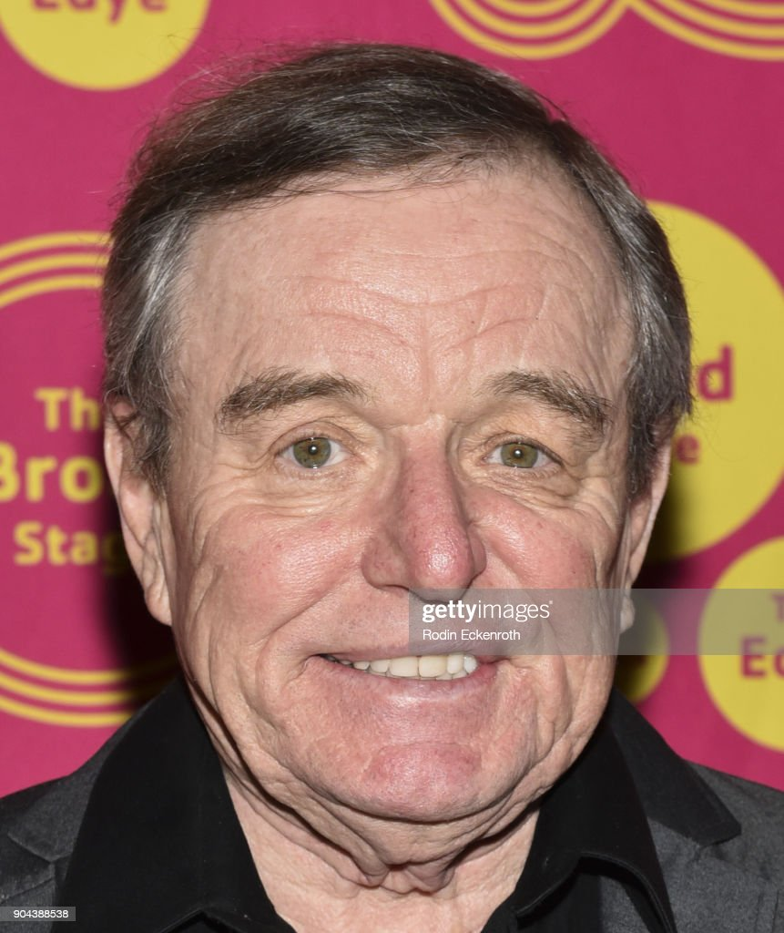 Actor Jerry Mathers attends 'Small Mouth Sounds' opening night at The Eli and Edythe Broad Stage on January 12, 2018 in Santa Monica, California.