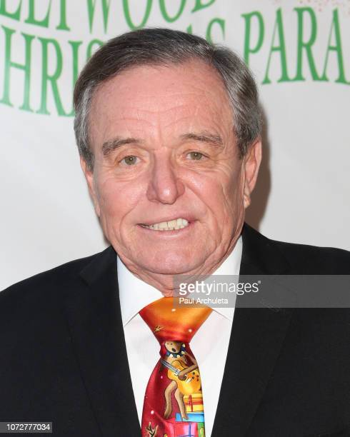 Actor Jerry Mathers attends the 87th Annual Hollywood Christmas Parade on November 25 2018 in Hollywood California