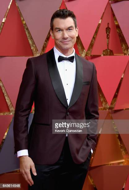 Actor Jerry O'Connell attends the 89th Annual Academy Awards at Hollywood Highland Center on February 26 2017 in Hollywood California