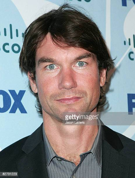 Actor Jerry O'Connell attends the Fox fall eco-casino party at The London on September 8, 2008 in West Hollywood, California.