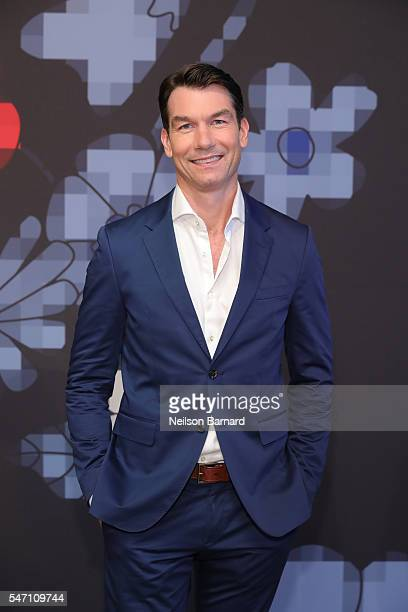 Actor Jerry O'Connell during Tommy Hilfiger Spring 2017 Men's Tailored Collection Presentation at Skylight at 60 10th Avenue on July 6 2016 in New...