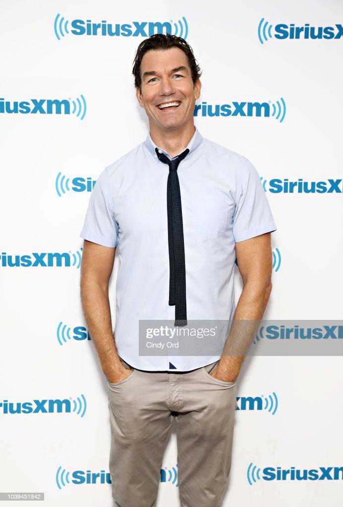 Celebrities Visit SiriusXM - September 24, 2018