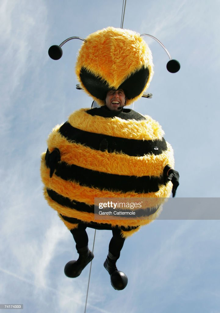 Cannes - Bee Movie - Stunt : News Photo