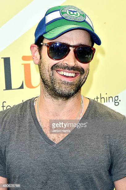 Actor Jesse Bradford arrives at Children Mending Hearts' 6th Annual Fundraiser 'Empathy Rocks A Spring Into Summer Bash' on June 14 2014 in Beverly...