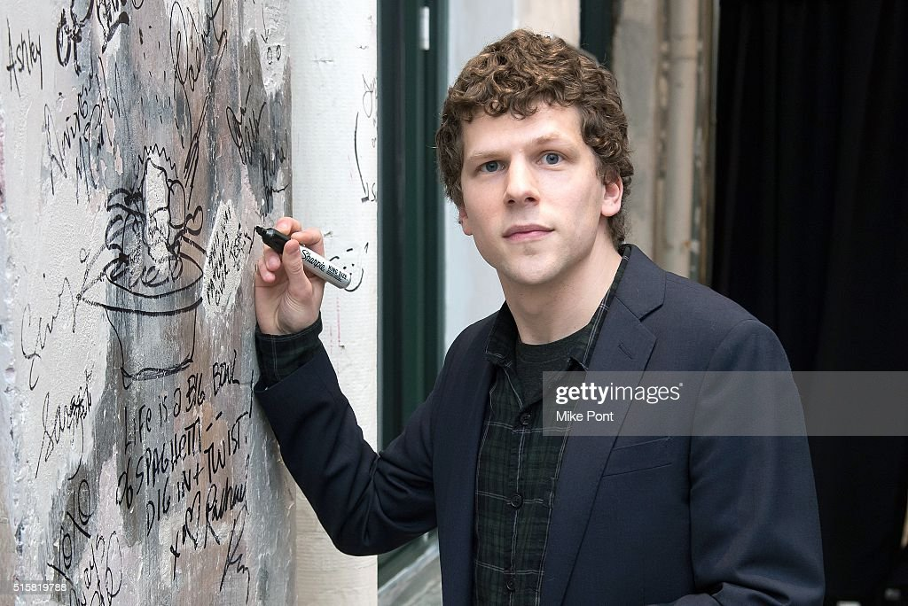 "AOL Build Speaker Series - Jesse Eisenberg, ""Batman v Superman: Dawn of Justice"""