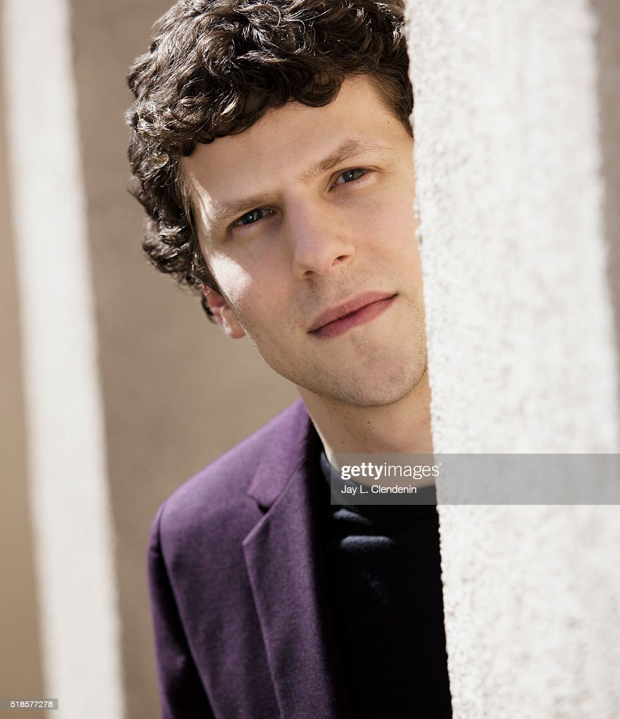Jesse Eisenberg, Los Angeles Times, March 29, 2016