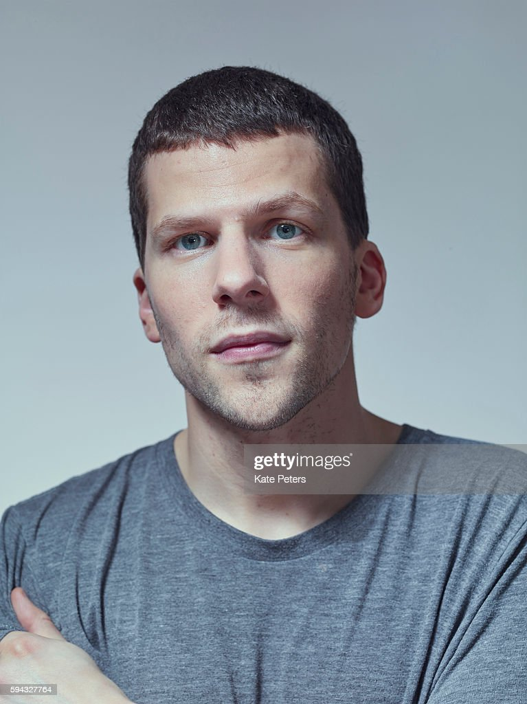 Actor Jesse Eisenberg is photographed for the Guardian on June 8, 2016 in London, England.