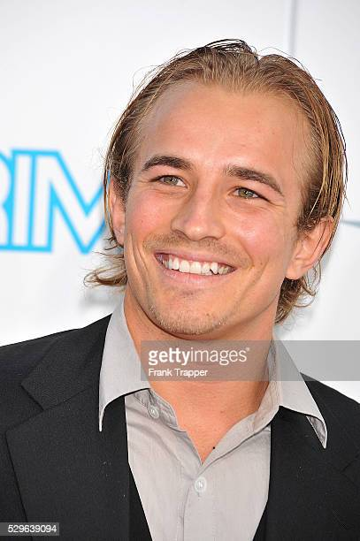 Actor Jesse Johnson arrives at the 37th AFI Life Achievement Award ceremony honoring Michael Douglas held at Sony Studios Culver City TV Land PRIME...