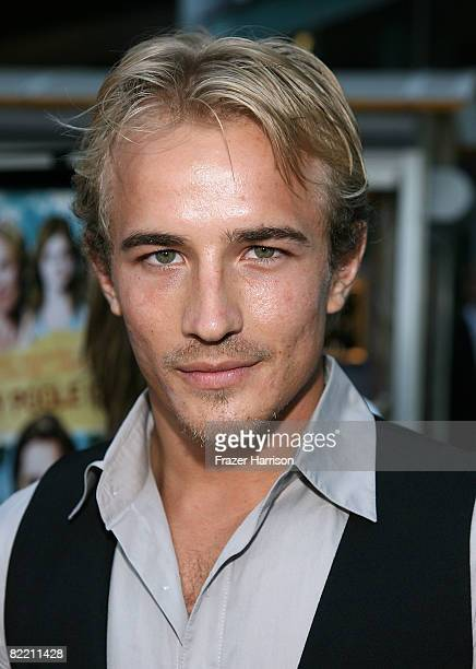 Actor Jesse Johnson arrives at the premiere of Overture Films' Henry Poole Is Here held at ArcLight Cinemas August 7 2008 in Los Angeles California