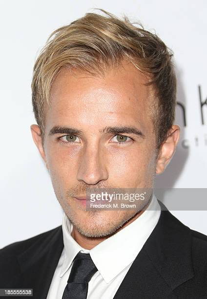 Actor Jesse Johnson attends ELLE's 20th Annual Women in Hollywood Celebration at the Four Seasons Hotel Los Angeles at Beverly Hills on October 21...