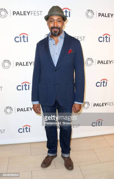 Actor Jesse L Martin attends The Paley Center for Media's PaleyFest 2014 Fall TV Previews The CW at The Paley Center for Media on September 6 2014 in...
