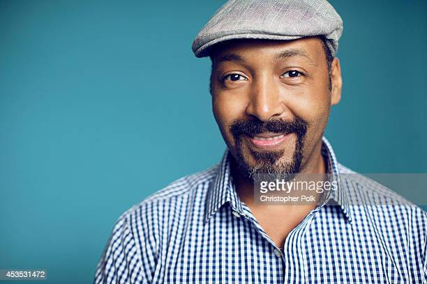 Actor Jesse L Martin poses for a portrait at CW network panel the Summer 2014 TCAs on July 18 2014 in Beverly Hills California