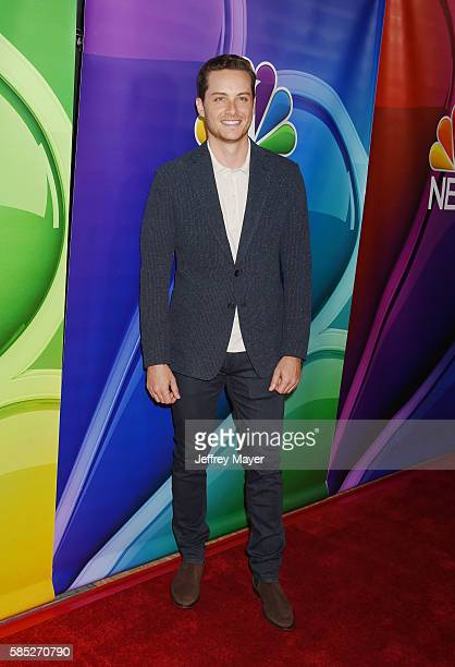 Actor Jesse Lee Soffer attends the 2016 Summer TCA Tour NBCUniversal Press Tour at the Beverly Hilton Hotel on August 2 2016 in Beverly Hills...