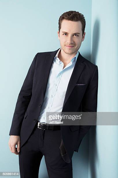 Actor Jesse Lee Soffer is photographed for TV Guide Magazine on January 16 2015 in Pasadena California