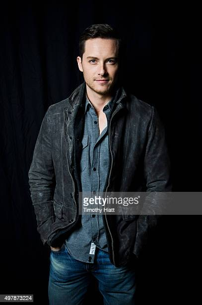 Actor Jesse Lee Soffer of Chicago PD poses for a portrait on November 9 2015 in Chicago Illinois