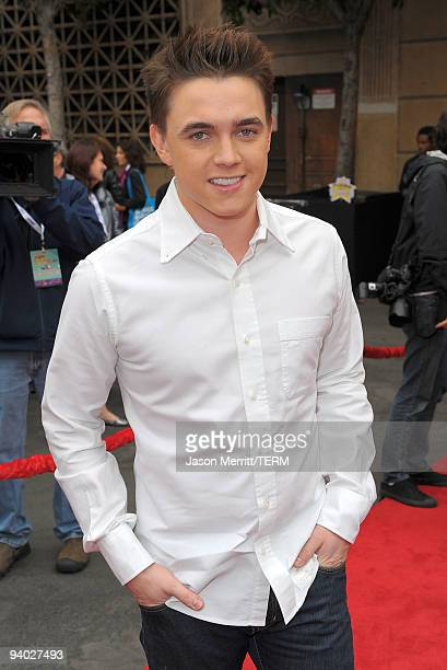 """Actor Jesse McCartney attends Variety's 3rd annual """"Power of Youth"""" event held at Paramount Studios on December 5, 2009 in Los Angeles, California."""