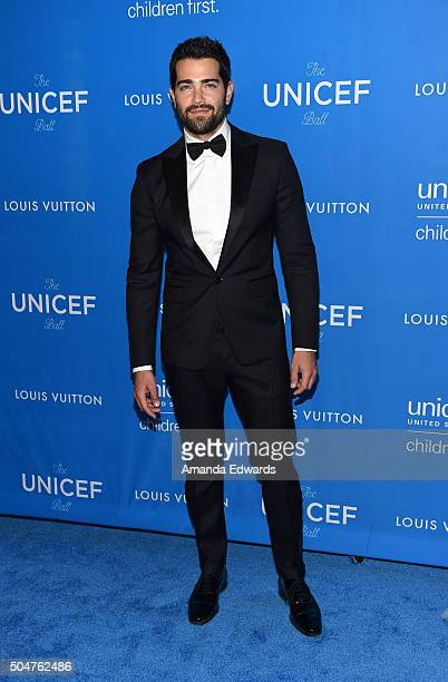 Actor Jesse Metcalfe arrives at the 6th Biennial UNICEF Ball at the Beverly Wilshire Four Seasons Hotel on January 12 2016 in Beverly Hills California