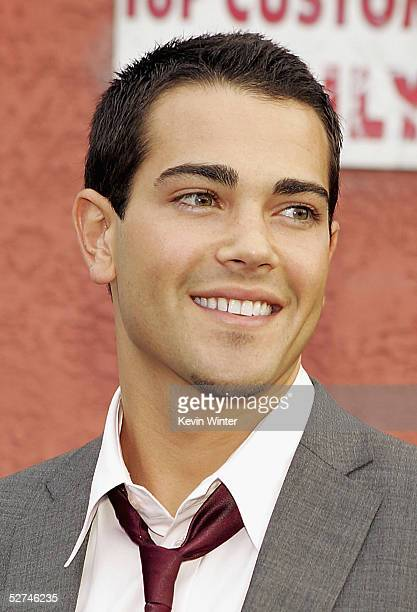 Actor Jesse Metcalfe arrives at the 7th Annual Young Hollywood Awards at the Music Box/Henry Fonda Theater on May 1 2005 in Los Angeles California